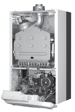 Газовый настенный котел baxi eco four 24.